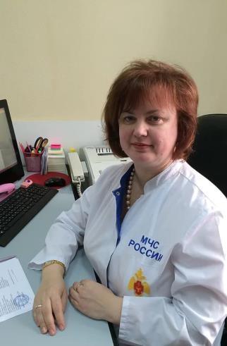 Захарова Лариса Александровна