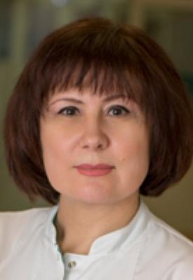 Андреева Светлана Ивановна
