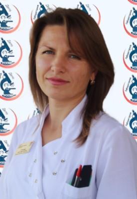 Егорова Анна Викторовна
