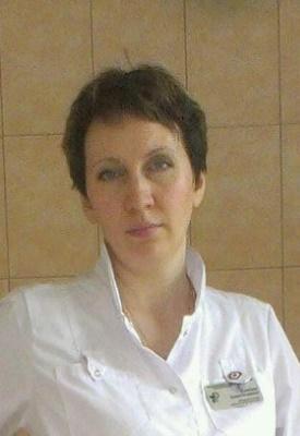 Глинская Елена Игоревна