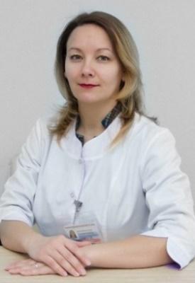 Привезенцева Елена Витальевна